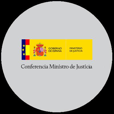 Conferencia Ministro de Justicia